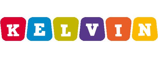Kelvin daycare logo