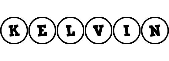 Kelvin handy logo