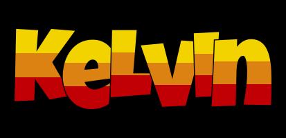 Kelvin jungle logo