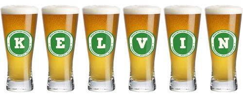 Kelvin lager logo