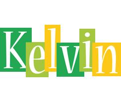 Kelvin lemonade logo