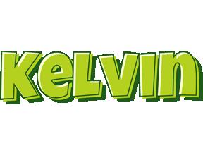 Kelvin summer logo
