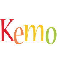 Kemo birthday logo