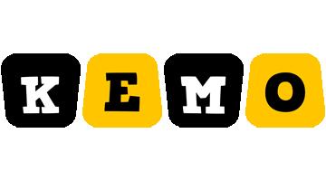 Kemo boots logo