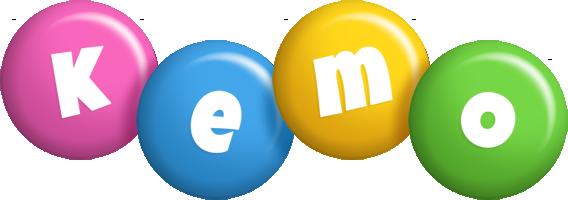 Kemo candy logo