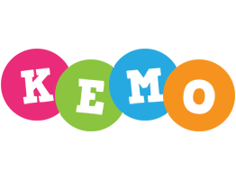 Kemo friends logo