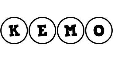 Kemo handy logo