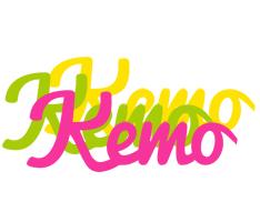 Kemo sweets logo
