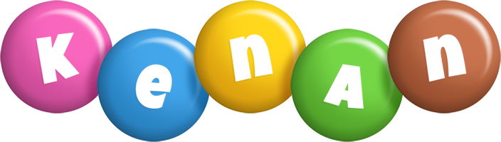 Kenan candy logo