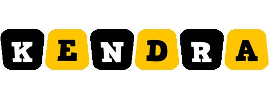 Kendra boots logo