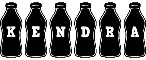 Kendra bottle logo
