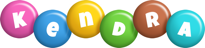 Kendra candy logo