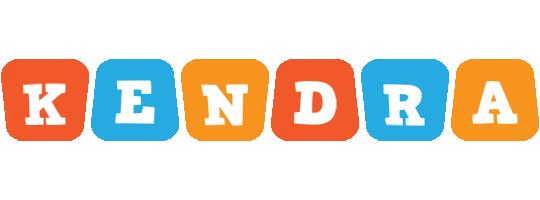Kendra comics logo
