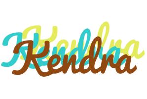 Kendra cupcake logo