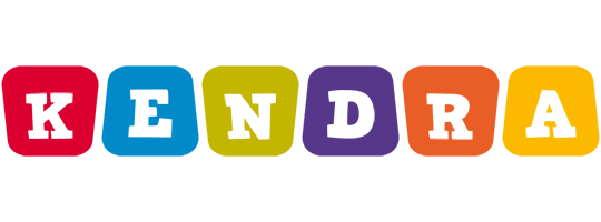 Kendra daycare logo