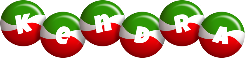 Kendra italy logo