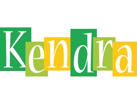 Kendra lemonade logo