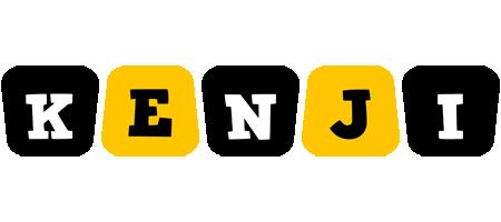Kenji boots logo