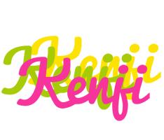 Kenji sweets logo
