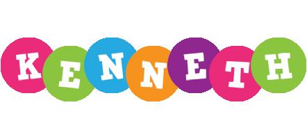 Kenneth friends logo