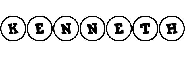 Kenneth handy logo