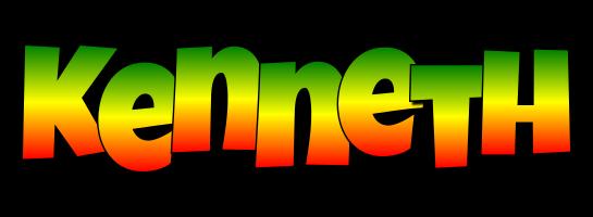 Kenneth mango logo