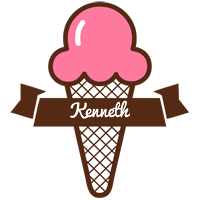 Kenneth premium logo