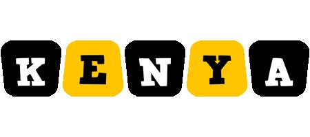 Kenya boots logo