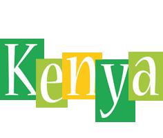 Kenya lemonade logo