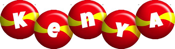 Kenya spain logo
