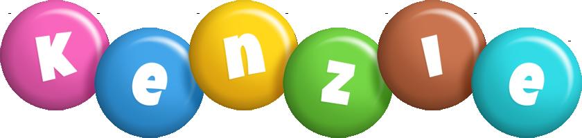 Kenzie candy logo