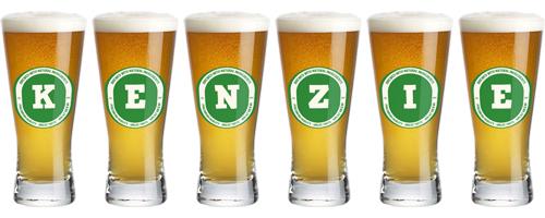 Kenzie lager logo