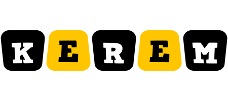 Kerem boots logo
