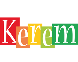 Kerem colors logo