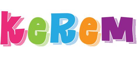 Kerem friday logo