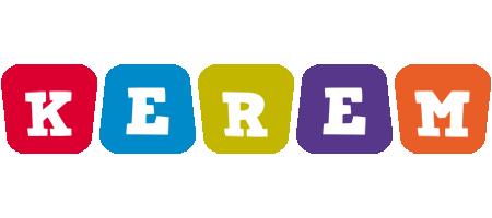 Kerem kiddo logo