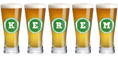 Kerem lager logo