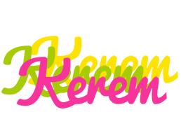 Kerem sweets logo