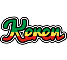 Keren african logo
