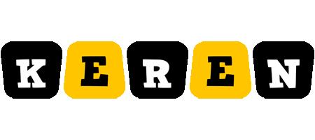 Keren boots logo