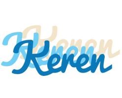 Keren breeze logo