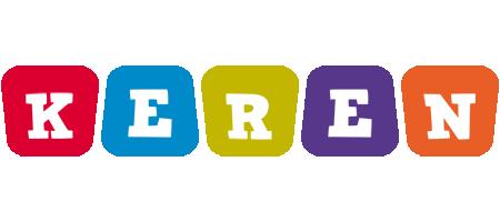 Keren daycare logo
