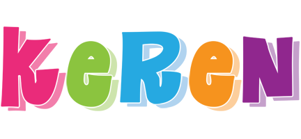 Keren friday logo
