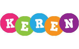 Keren friends logo