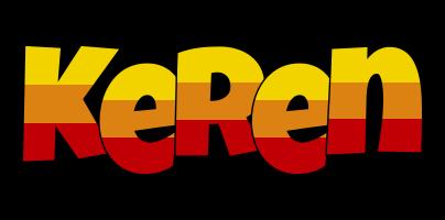 Keren jungle logo