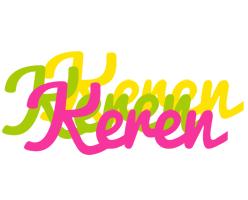 Keren sweets logo