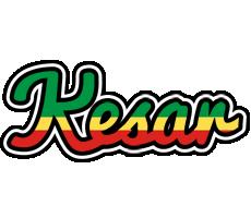 Kesar african logo