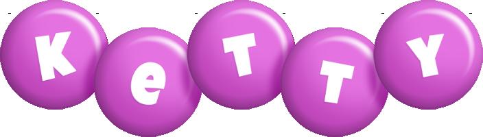 Ketty candy-purple logo
