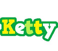 Ketty soccer logo