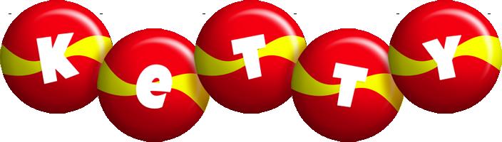 Ketty spain logo